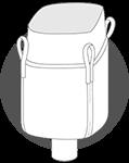 Pollera de Carga - Válvula Descarga
